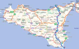 Mappa Capo d'Orlando
