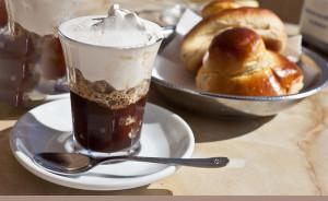 granita caffè e panna