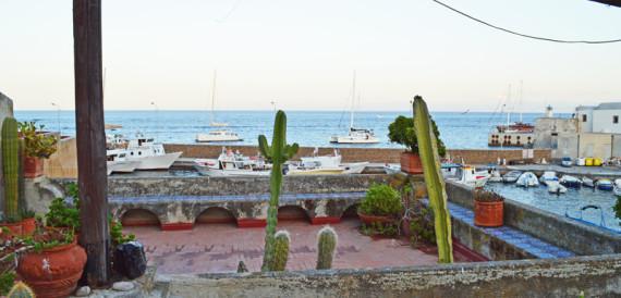 Terrace Villa Lipari